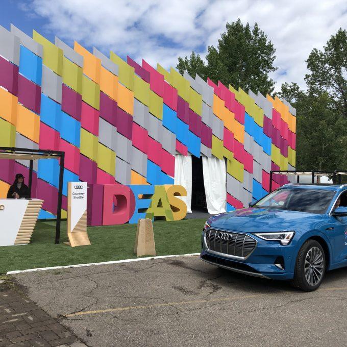 Audi @ Aspen Ideas Festival