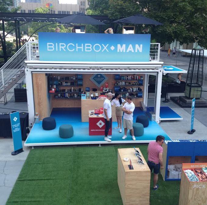 Birchbox Tour